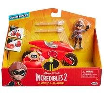 Disney Pixar Incredibles 2 Junior Supers Vehicles Elasticycle   - $55.00