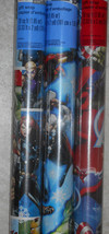 20 SQ FT ROLL AVENGERS HULK CHRISTMAS WRAPPING PAPER - $5.50 - $10.00
