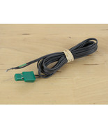 Genuine SONY Speaker Wire Green Connector Home Theater about 6.5ft Cable... - $15.83