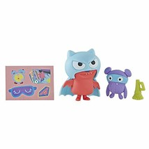 Uglydoll Surprise Disguise Super Lucky Bat Toy, Figure & Accessories - $4.89