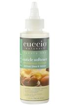 Cuccio Naturale Artisan Shea & Vetiver Cuticle Softener, 4 oz
