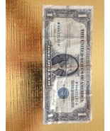 1935 Blue Seal $1 One Dollar Silver Certificate Bills series E - $239.99