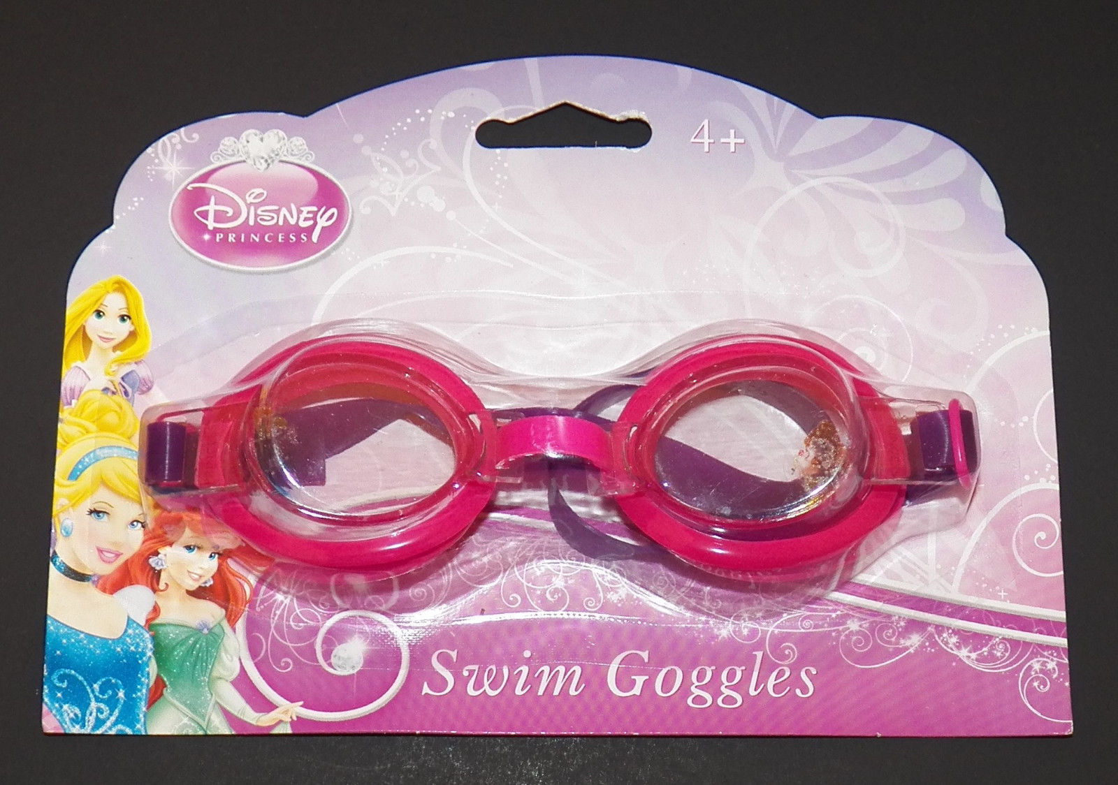 dd33aecbea60 NEW 3 Disney Princesses Swim Goggles Lot Lesson Toy Pool Party Belle