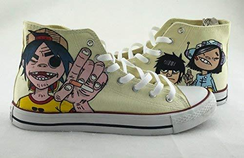 d51fd5017572a Gorillaz Custom Shoe Chuck Sneakers Gorillaz and similar items