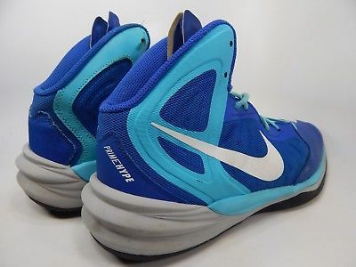 Nike Prime Hype DF 12 M (D) EU 46 Men's Basketball Shoes Blue 683705-400