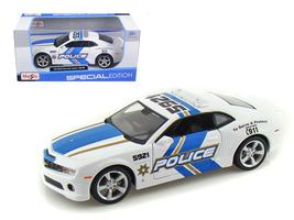 2010 Chevrolet Camaro RS SS Police 1/24 Diecast Model Car by Maisto - $50.99