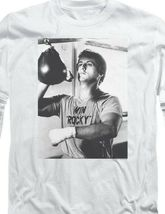 Rocky II Win Rocky Balboa Sylvester Stallone Long Sleeve Graphic Tshirt MGM225 image 3