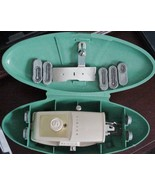 Singer Buttonhole Attachment in green Jetson Case - $39.95