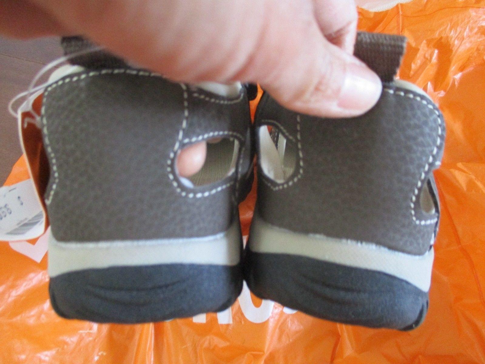 Primigi Infant Boys Mork Leather Ankle Boots Various Sizes Brown or Navy BNIB