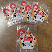 * VTG McDonald's Happy Meal ,1996 101 Dalmatians Empty Plastic Bags - NO... - $9.99