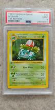 Pokemon Ivysaur 30/102 1st Edition Base Set PSA 9 1999 Pokemon Game Shad... - $68.99