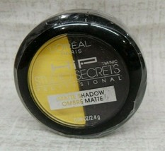 L'Oreal HIP Studio Secrets Professional Metallic Eye Shadow Duo ~907 STR... - $6.38