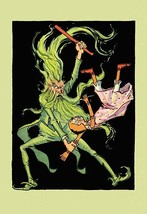 Ruggedo and Peg by John R. Neill - Art Print - $19.99+