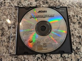 Galactic Attack (Sega Saturn, 1995) Authentic Disc Only  - $49.50