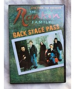 The Rankin Family: Back Stage Pass (DVD,2006) Live from Orpheum - $39.55