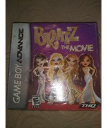 Bratz The Movie Nintendo Game Boy Advance GBA DS / Lite retro gaming - $8.90