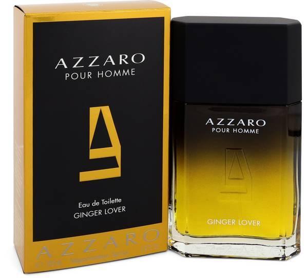 Azzaro pour homme ginger love 3.4 oz cologne