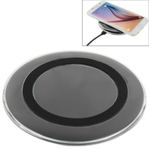 A1 qi standard wireless charging pad black for samsung nokia htc other smartphon - $16.99