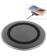 A1 qi standard wireless charging pad black for samsung nokia htc other smartphon - $23.99