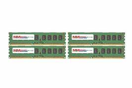 MemoryMasters 8GB (4x2GB) DDR3-1600MHz PC3-12800 ECC UDIMM 2Rx8 1.35V Unbuffered - $59.25