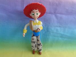 McDonald's 1999 Disney Pixar Toy Story 2 Jessie Figure -- Missing Lasso  - $1.56