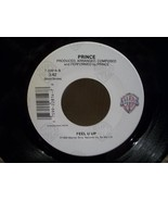 "PRINCE ""FEEL U UP"" NEAR MINT 45RPM WB RECORD - $3.00"