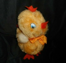 "8"" Vintage 1982 Commonwealth Pascuas Alegre Pato Amarillo Peluche Plush Toy - $54.80"