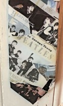 Vintage 1996 The Beatles Anthology Ralph Marlin Mens Neck Tie NEW - $19.95