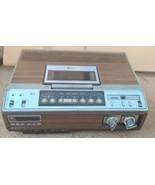 Ultra Rare Sanyo VCR-5000 BetaCord Beta II/III Recorder Player, Bcord Si... - $485.10