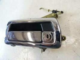 94 Jaguar XJS door handle, exterior, right front, chrome - $112.19