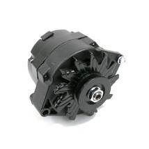 A-Team Performance GM 10SI Style 110 Amp Alternator, Black