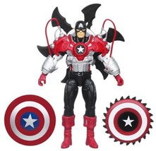Marvel Captain America With Spinning Shield - $21.57