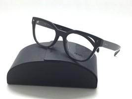 Prada Eyeglasses VPR 21S-F 1AB 1O1 Shiny Black 53 19 140 Acetate - $99.97