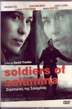 SOLDADOS DE SALAMINA - ARIADNA GIL - RAMON FONTSERE ENGLISH SUBTITLES  DVD - $17.90