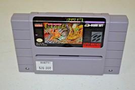 Super Adventure Island (Super Nintendo, 1992) TESTED SNES Authentic - $18.40