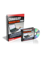 Craigslist Marketer Pro - ebook - $1.79