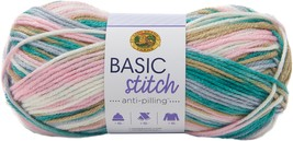 Lion Brand Basic Stitch Anti-Pilling Yarn-High Valley - $18.12
