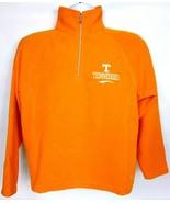 Tennessee Volunteers Football Starter Men's Large Fleece 1/2 Zip Pullover - $17.00