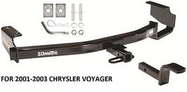 "2001-2003 Chrysler Voyager Trailer Hitch 1-1/4"" Tow Receiver Class Ii Brand New - $154.23"