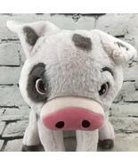 Disney Store Moana Pua Plush Pig Spotted Piglet Stuffed Animal Soft Toy  - $19.79