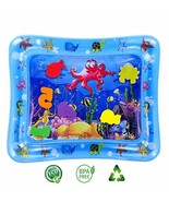 Tummy Time Water Playmat, Inflatable Water Mat for Babies, Perfect Baby ... - $13.11