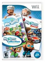 MySims Collection [Nintendo Wii] - $9.95