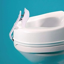 Homecraft Savanah Splash Guard, Urine Deflector Guard with Clip to Easily Attach