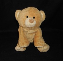 TY PLUFFIES BABY WOODS BROWN TEDDY BEAR STUFFED ANIMAL PLUSH TOY LOVEY H... - $26.65