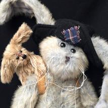 Vintage Bearington Rabbit And Baby Plush Georgia USA Boyds - $31.68