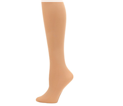 Capezio 1816 Caramel Women's Large/XL Ultra Soft Transition/Convertible ... - $11.87