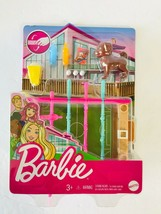Barbie Foosball Table Mini Play Set & Puppy Dog Game Room & Accessories ... - $18.47