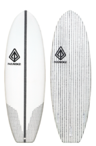 "Paragon Surfboards 6'2"" Carbon Groveler Shortboard - $400.00"
