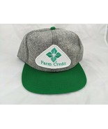 Farm Credit Services Snapback Hat Trucker Houndstooth? K Products - $59.95