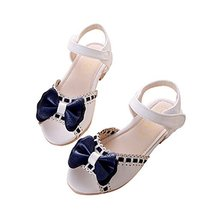 Summer Girls Sandals Princess Shoes Bow Girls Shoes Baby Shoes Children Sandals image 2